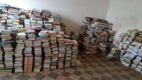 Lote Com 40 Livros Diversos Generos Frete Gratis