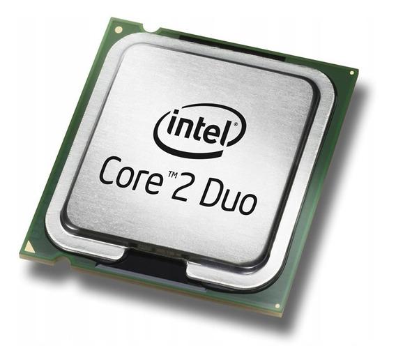 Processador Intel Pentium Dual-core E5300 2,2ghz + Placa Mãe
