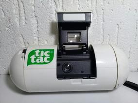 Câmera Da Marca Tic Tac ( Não Funciona )