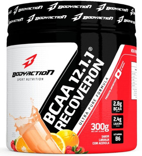 Bcaa 12:1:1 Recoveron 300g Bodyaction