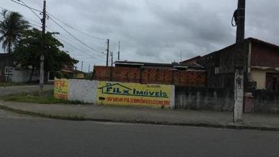 Imóvel Em Itanhaém 500m Do Mar Com 325m² Total Ref 4859