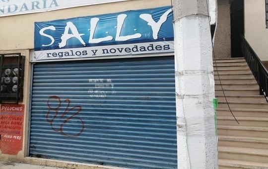Local Comercial En Renta Ubicado En C Doria Pachuca Hgo