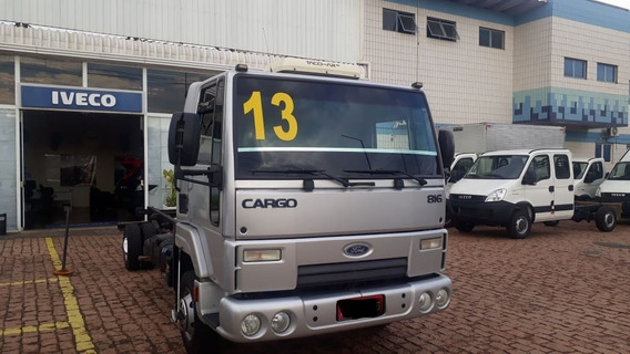 Mercalf - Ford Cargo 816 S 2012/2013 Chassi (cód8365)