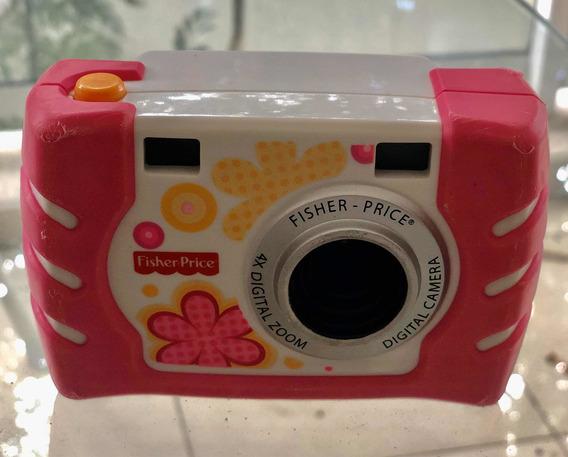 Máquina Fotográfica Fisher Price -promoção
