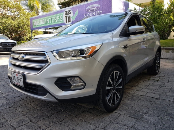 Ford Escape 2.0 Titanium Ecoboost At 2017 Credito