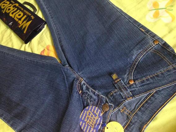 Pantalon Jeans De Dama Talla 26