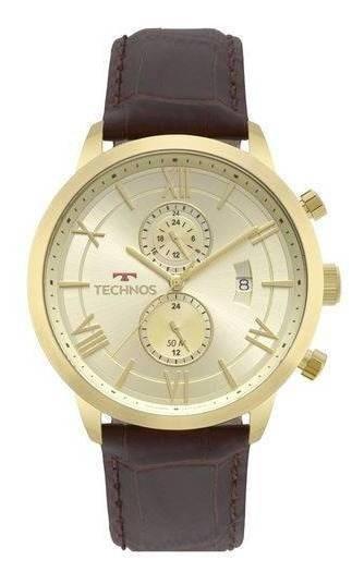 Relógio Technos Classic Grandtech Masculino Jp11ad 4x