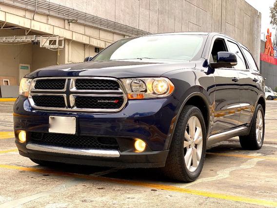 Gran Oferta!! Dodge Durango 2012 Crew Cab