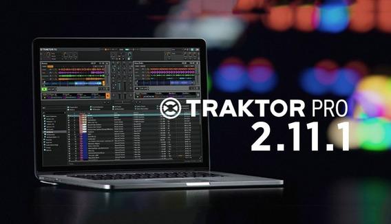 Traktor Dj Pro 2.11