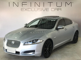 Jaguar Xf 3.0 Premium Luxury V6 24v Gasolina 4p Automático