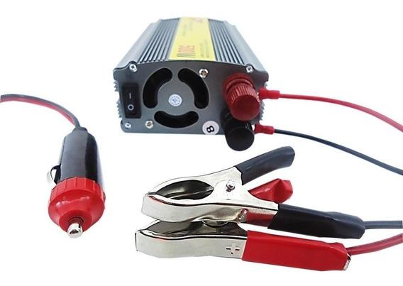 Inversor Conversor 500w Transformador De Potência 12v -110v