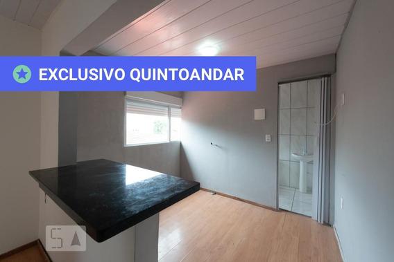 Apartamento Térreo Com 1 Dormitório - Id: 892973219 - 273219