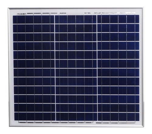 Panel Solar Policristalino De 30w