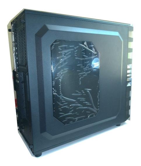 Computador Gamer I7-7700 16gb Gtx 1060 6gb Water Cooler