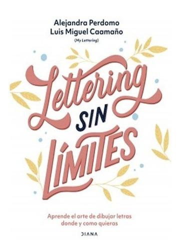 Lettering Sin Límites Alejandra Perdomo Bohorquez