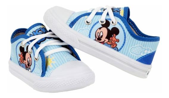 Tênis Mickey Infantil Promoção