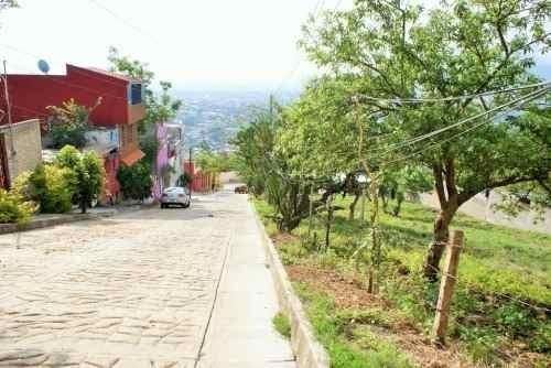 Se Vende Terreno Ubicado En La Colonia Aurora, Oaxaca