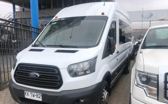Ford Transit 460 E Tdi 17+1 2.2 Full Mec Año 2019