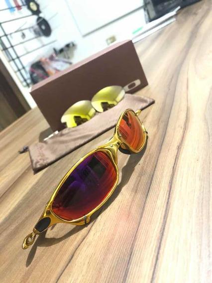 Óculos Oakley Juliet Gold 24k