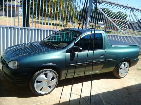 Chevrolet Corsa Pick-up 1.6 Gl 2p 1999