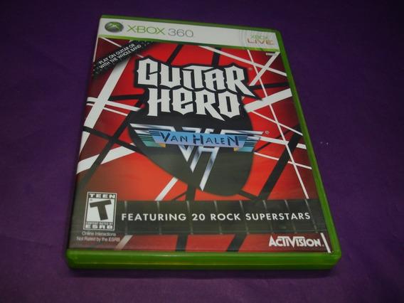 Guitar Hero Van Halen Xbox 360 Original