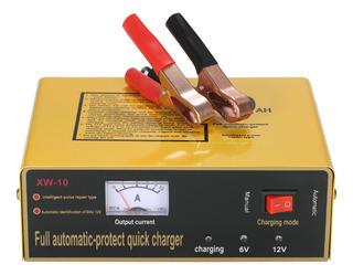 Cargador De Baterías Automático E Inteligente 3*6v/12v 80ah