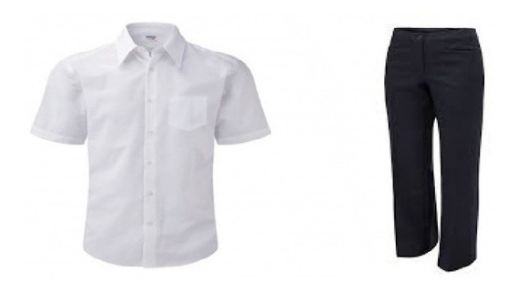 Uniformes Escolares, Camisas, Pantalones, Monos Desde...