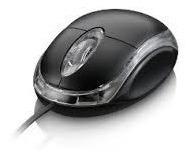 Mouse Para Notebook Óptico Usb Windows Ecens Led Pc Barato