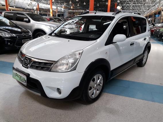 Nissan Livina X-gear 1.8 Sl #automática# #top De Linha#