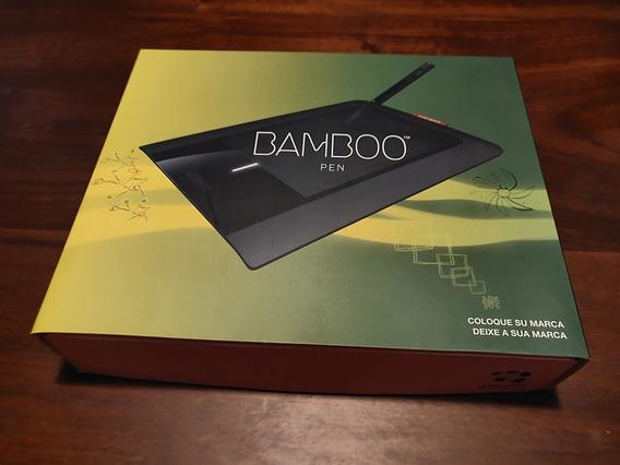 Mesa Digitalizadora Tablet Bamboo Pen & Touch Cth460