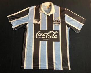 Camisa Grêmio 1993-1994 Home Tam G (74x52 Bom Estado Penalty