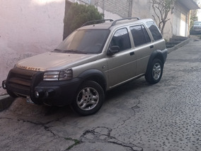 Land Rover Freelander 5vel 6 Cil Piel Qc Mt