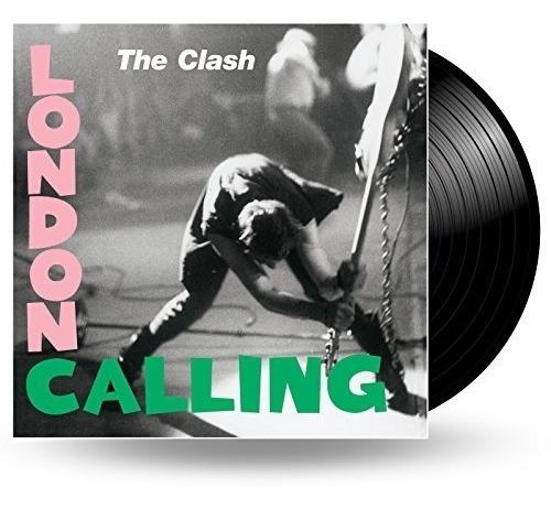Vinilo : The Clash - London Calling (united Kingdom -...