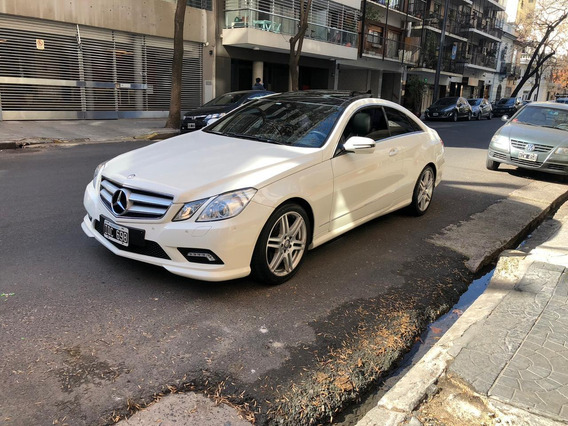 Mercedes Benz E350 Coupe Sport Amg Impecable
