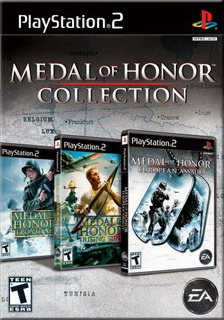Medal Of Honor Collection - Playstation 2 Up Shop