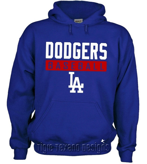 Sudadera Dodgers Los Angeles Mod. L By Tigre Texano Designs