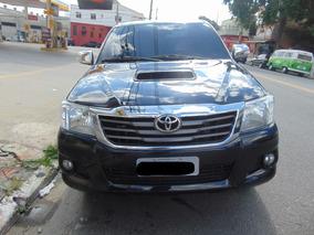 Toyota Hilux 2014 4x4 Srv Aut. Diesel