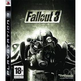 Fallout 3 Ps3 Raro
