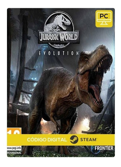 Jurassic World Evolution Original Steam
