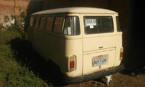 Imagem 1 de 11 de Volkswagen  Kombi Antiga Cliper