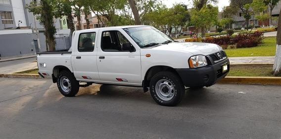 Vendo Camioneta Nissan Frontier 2013 Motor Sellado Dual Glp