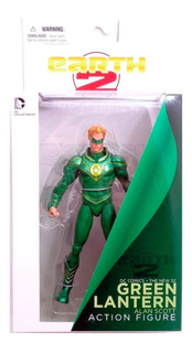Figura - Dc Comics Green Lantern New 52 Earth 2 Alan Scott
