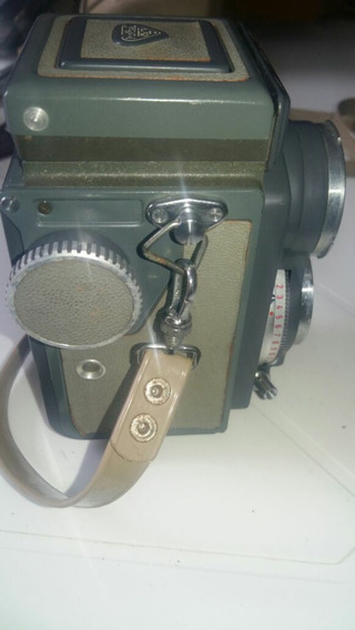 Maquina Rolleiflex Decada De 1950.