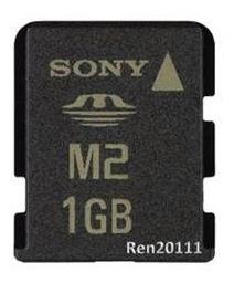 Memoria Sony M2 1 Gb Nueva