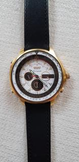 Reloj Seiko Cuarzo Cronómetro Alarma.