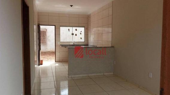 Casa Residencial À Venda, Residencial Nato Vetorasso, São José Do Rio Preto. - Ca1041