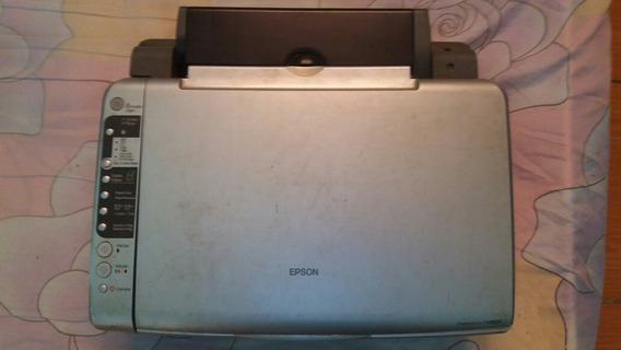 Impressora Epson Cx4900,cartuchos Não São Recarregáveis.