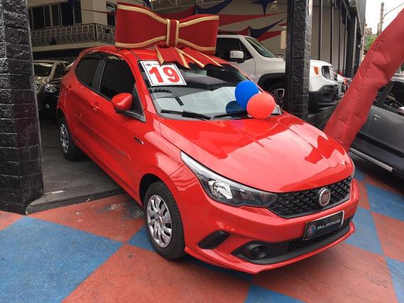 Fiat Argo Drive 1.0 6v Flex Baixa Km!!!