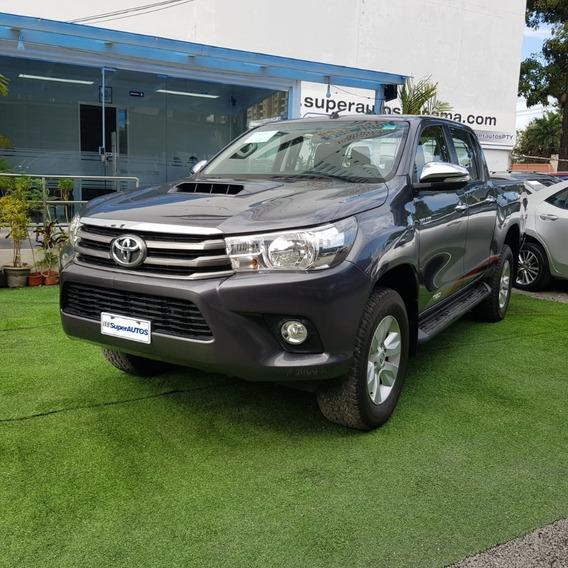 Toyota Hilux 2016 $24999