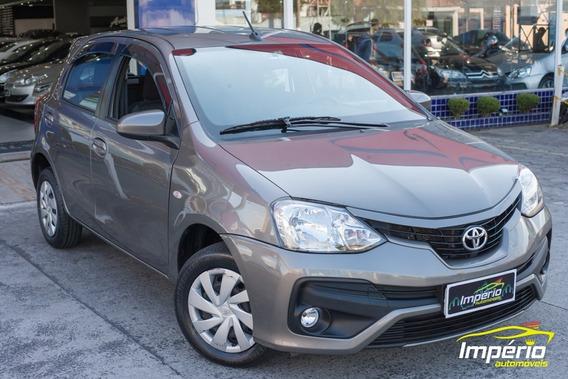 Toyota Etios Hatch Etios Xs 1.5 (flex) Cvt (aut) 2018